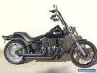 2007 Harley Davidson Night Train with Only 17,000kms Softail FXSTB
