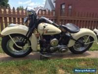 1949 Harley-Davidson Other