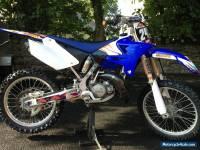 2006 Yamaha YZ125 YZ 125 Motocross Bike