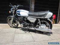 yamaha xs 750 1977 excellent unrestored rare original condition daily runner