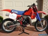 Honda cr 250 1984 VMX