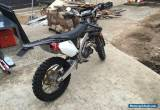 2008 honda crf 450r limited edition, rec reg kit on it, full service the works for Sale