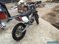 2008 honda crf 450r limited edition, rec reg kit on it, full service the works