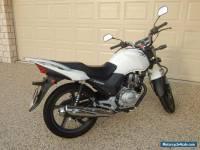 2013 Honda CB125 LAMS Approved Motorcycle