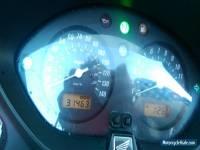 2004 HONDA CBF 600 SA-4 SILVER