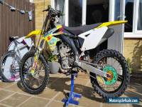 Suzuki RMZ 450 (2011) Road registered