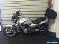 Kawasaki 250 Balius ZR250, not GPX250, GPz250, Ninja