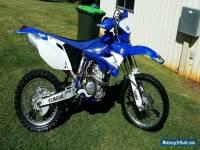 Yamaha wr250f 04