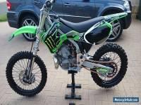Kawasaki KX250 2 Stroke Motocross Bike