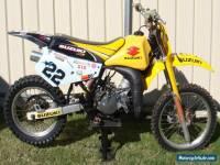 1997 SUZUKI RM80 MOTORCROSS BIKE DIRTBIKE MOTORBIKE YAMAHA YZ HONDA CR KX KTM