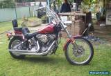HARLEY DAVIDSON 1987 CUSTOM SOFTAIL. for Sale