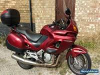 2005 HONDA NT 650 V-5 RED