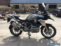 2014 63 BMW LC R1200GS TE  BLACK ABS ESA  **very low miles only 4750 **