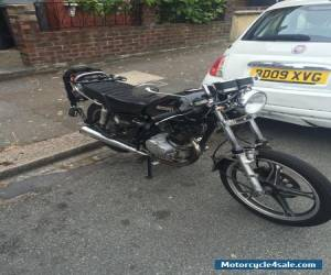 Suzuki gn 125 Cafe Racer for Sale