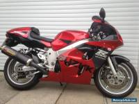 SUZUKI GSXR 600 W, Very Clean, Low mileage bike