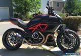 2013 Ducati DIAVEL CARBON RED for Sale