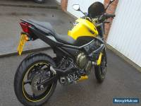 2010 YAMAHA XJ 6 N ABS YELLOW