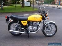 Honda CB400F 400/4 1977