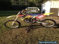 Suzuki RM 85 2008 BW/LW Race Bike not a ktm 85 or yamaha yz 85 or honda cr 85
