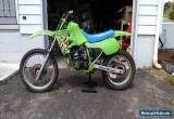 1987 Kawasaki KX for Sale