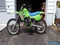 1987 Kawasaki KX