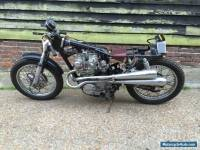 Honda CB500T Cafe Racer Project