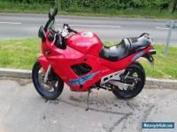Suzuki GSX600F Motorbike