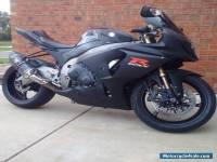 GSXR 1000 2009 Matte Black