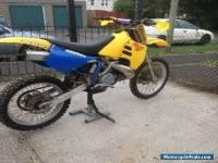 Suzuki RM 250cc Trials Motocross Bike