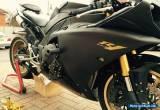 Yamaha R1 Big Bang Crossplane Black 2009 Good Condition for Sale