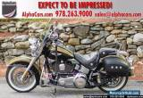 2007 Harley-Davidson Softail Softail Deluxe for Sale