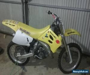 Suzuki RM125  for Sale