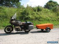 BMW R100RT - 1979 - with Trailer & panniers - Tatty but mechanically sound R100