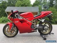 1999 Ducati Superbike