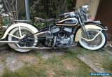 1947 Harley-Davidson Flathead for Sale