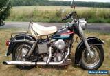 1974 Harley-Davidson FLH for Sale