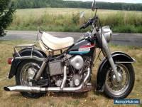 1974 Harley-Davidson FLH