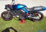 SUZUKI GSX1100 KATANA PROJECT 1260cc for Sale