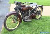 1921 Harley-Davidson Other for Sale