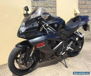 2007 '57' SUZUKI GSXR 600 K7 - BLACK - This would make a great track bike ? for Sale