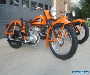 1956 Harley-Davidson Hummer for Sale