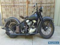1936 Harley-Davidson Other