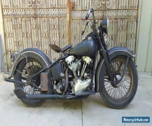 1936 Harley-Davidson Other for Sale