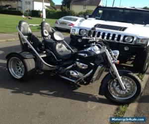 Suzuki Volusia (intruder) VL 800 K4 Trike 2004 (54) Low miles for Sale