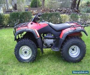 HONDA TRX350 2X4 manual shift 2001. for Sale