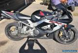 2001 HONDA CBR 900 RR BLACK for Sale