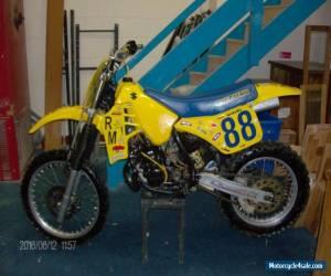 suzuki rm 250 for Sale