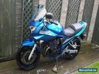2006 SUZUKI GSF 650 SA K6 BLUE