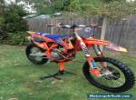 KTM SXF 250 2016 FACTORY EDITION for Sale