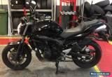 2009 YAMAHA FZ6 S2 BLACK for Sale